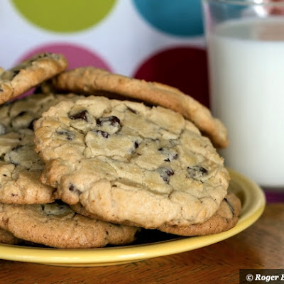 Dreena Burton's Homestyle Chocolate Chip Cookies