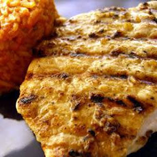 Coriander and Cumin Pan-fried Pork Chops