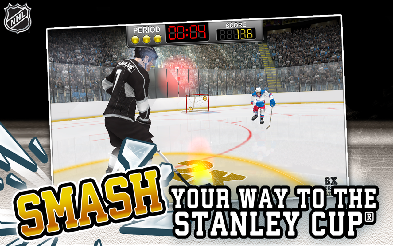 NHL Hockey Target Smash Screenshot 11