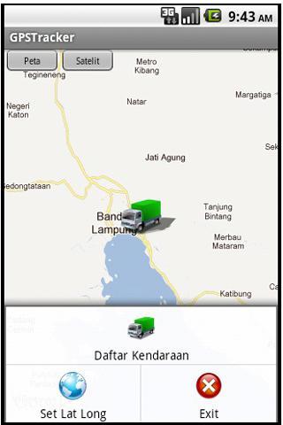 【免費交通運輸App】GPS Tracker-APP點子