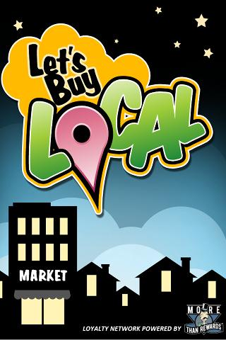 Let's Buy Local