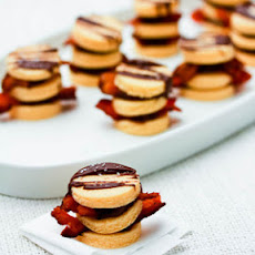 Bacon & Nutella Napoleons