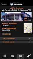 Screenshot of Multicinema