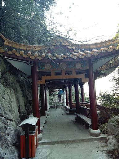 天馬嘶風 Tian Ma Shi Feng Pavilion