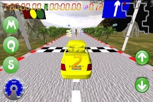 Screenshot of Village Racing