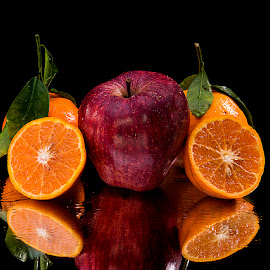 Packed with vitamins'' by Rakesh Syal - Food & Drink Fruits & Vegetables (  )