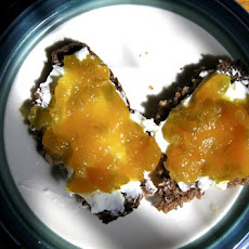 Palisade Peach and Hatch Chile Jam