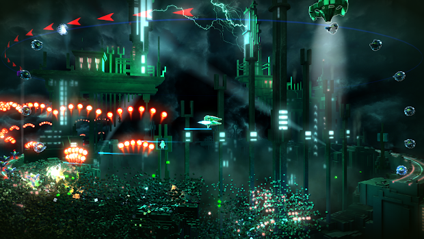 Housemarque working on Resogun DLC and another unannounced PS4 title