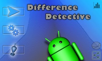 Screenshot of Difference Detective