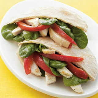 Chicken Pita Sandwich Recipes