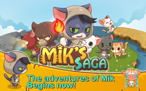 Mik's Saga - screenshot