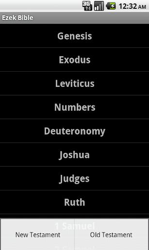 Ezek Bible
