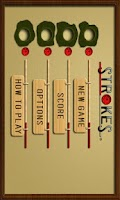 Screenshot of Strokes Table Golf Lite