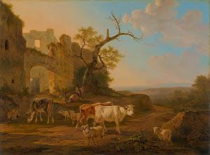 RIJKS: Jacob van Strij: painting 1815