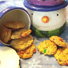 Christmas Gumdrop Cookies