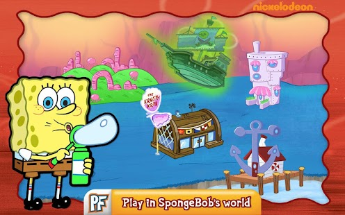 Free SpongeBob Diner Dash APK for Windows 8