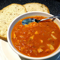 Mommy's Manhattan Style Clam Chowder