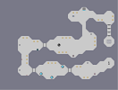 Thumbnail of the map 'Encroach'