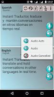 Screenshot of Instant Translator (Translate)
