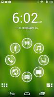 Screenshot of SL Theme Glass