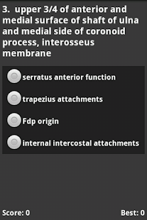 1295+ GROSS ANATOMY Terms Quiz - screenshot