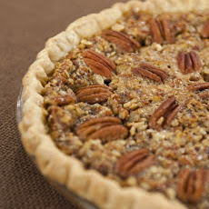 English Toffee Pecan Pie