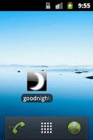 Screenshot of Good Night Greeting Cards