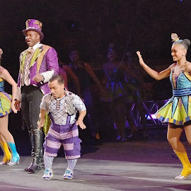 Circus by Stephen Beatty - News & Events Entertainment