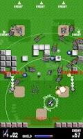 Screenshot of Battle Tank SWORD (Free)