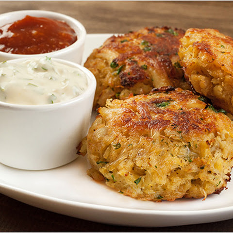 Maryland-Style Crab Cakes