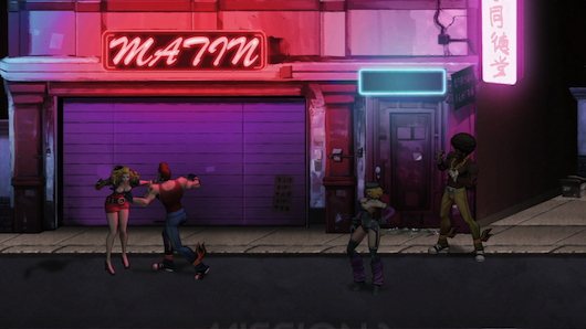 Double Dragon: Neon arrives on PC via Steam