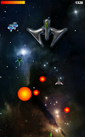 Screenshot of Space War HD