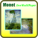 Claude Monet Live Wallpaper icon