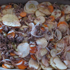 Gramma's Hamburger Hotdish