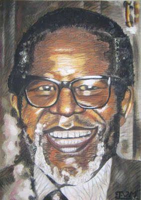 O.R. Tambo, President of African National Congress (ANC) 1969-1985