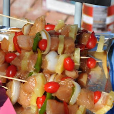 Party Perfect Chicken Kabobs