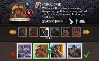 Screenshot of Elder Sign: Omens
