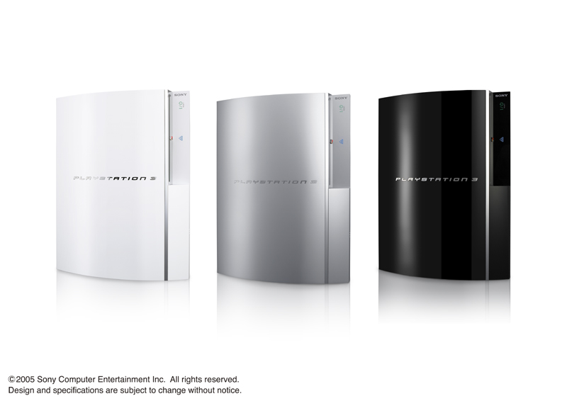 E3 2005: Sony reveal Playstation 3