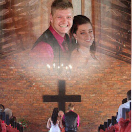 by Manie Van Vuuren - Wedding Ceremony