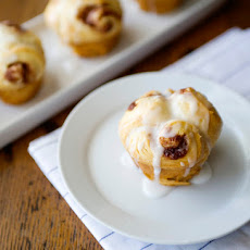 Quick and Easy Cinnamon Butter Buns