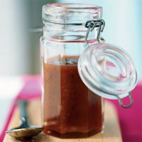 Peachy Barbecue Sauce