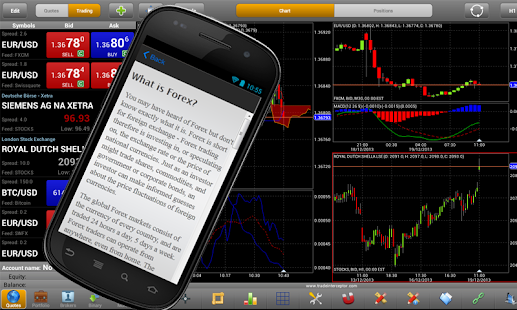 Forex trader pro for android