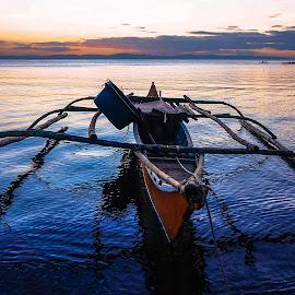 Vessel of Life by Karen Lee - Transportation Boats