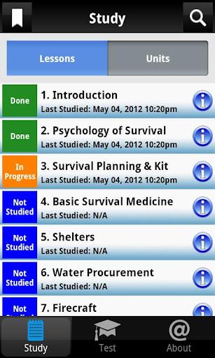 Army Survival Study Guide