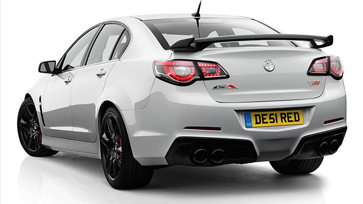 Vauxhall-VXR8 gts side