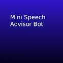 Mini Speech Advisor Bot icon