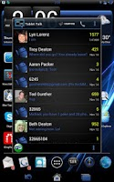 Screenshot of Tablet Talk - DarkHorse(Blue)