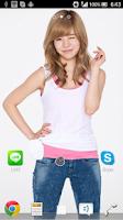 Screenshot of SNSD Live Wallpaper2