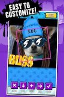 Screenshot of Snoop Lion's Snoopify!