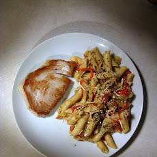 Kitchen Sink Chipotle & Smoked Mozzarella Pasta Salad